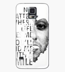 Mac Millers No Matter Life Takes Me Shirt Case/Skin for Samsung Galaxy