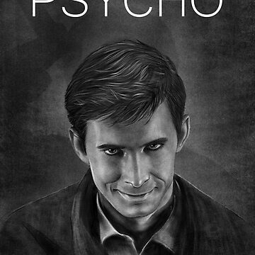 Psycho by SixPixeldesign