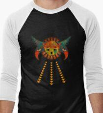 Eagles' Sun Men's Baseball ¾ T-Shirt