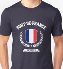 Fort-de-France France T-shirt Unisex T-Shirt