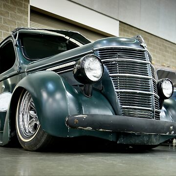 International D2 Pickup Truck - rat rod by mal-photography