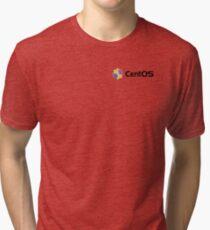 CentOS 2 Tri-blend T-Shirt