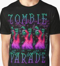 Zombie Parade Graphic T-Shirt