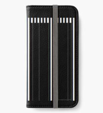 911 Barcode iPhone Wallet/Case/Skin