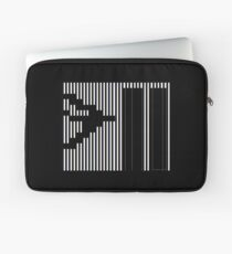 911 Barcode Laptop Sleeve