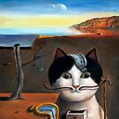 Surrealist Cat by Mario-designs