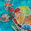 Maui Wowie Turtle by Sharon Welch