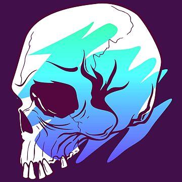 Skull Swoosh Ice by machmigo