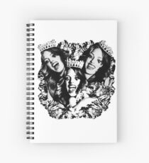"""I'M MISS WORLD, SOMEBODY KILL ME....""  Spiral Notebook"