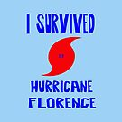 I Survived Hurricane Florence by FrankieCat