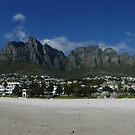 Cape Town, South Africa, Panorama by npdesign