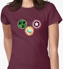 The First Trio Women's Fitted T-Shirt