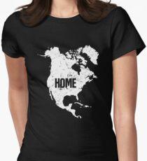 Proud Native American Chippewa Women's Fitted T-Shirt