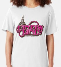 Fantasie Land Slim Fit T-Shirt
