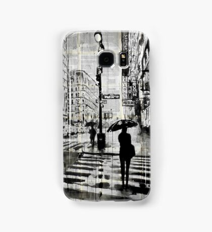 manhattan moment Samsung Galaxy Case/Skin