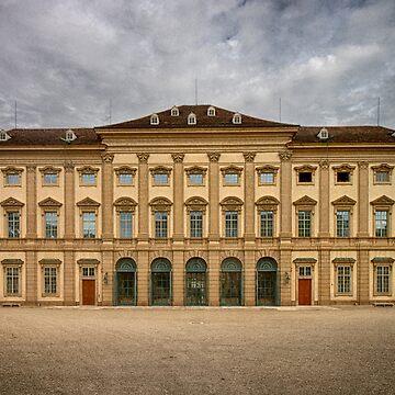 Palais Liechtenstein, 1090 Vienna Austria by Mythos57