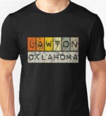 Lawton, Oklahoma Unisex T-Shirt