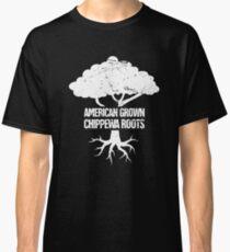 Proud Native American Chippewa Classic T-Shirt