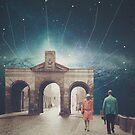 We met as Time Travellers by Frank  Moth