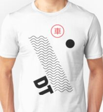 DriveTribe DT Japanese design Unisex T-Shirt