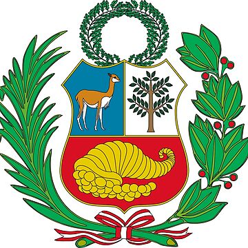Peruvian Coat of Arms by Smaragdas