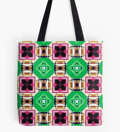 Abstract Pattern #7 Tote Bag