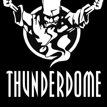 Thunderdome Logo by UnicornGen