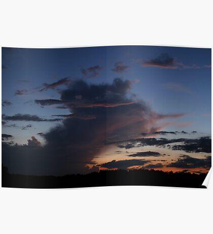 Twilight Sky Poster
