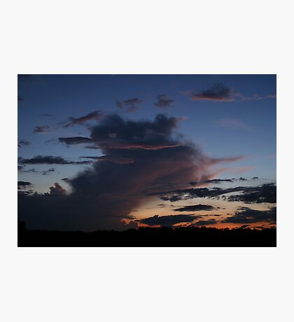 Twilight Sky Photographic Print