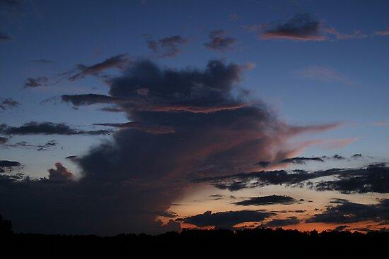 Twilight Sky by MMerritt