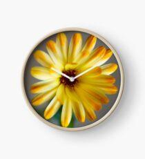 Sunkissed Marie Clock