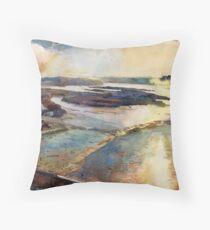 Manningtree Flats Throw Pillow