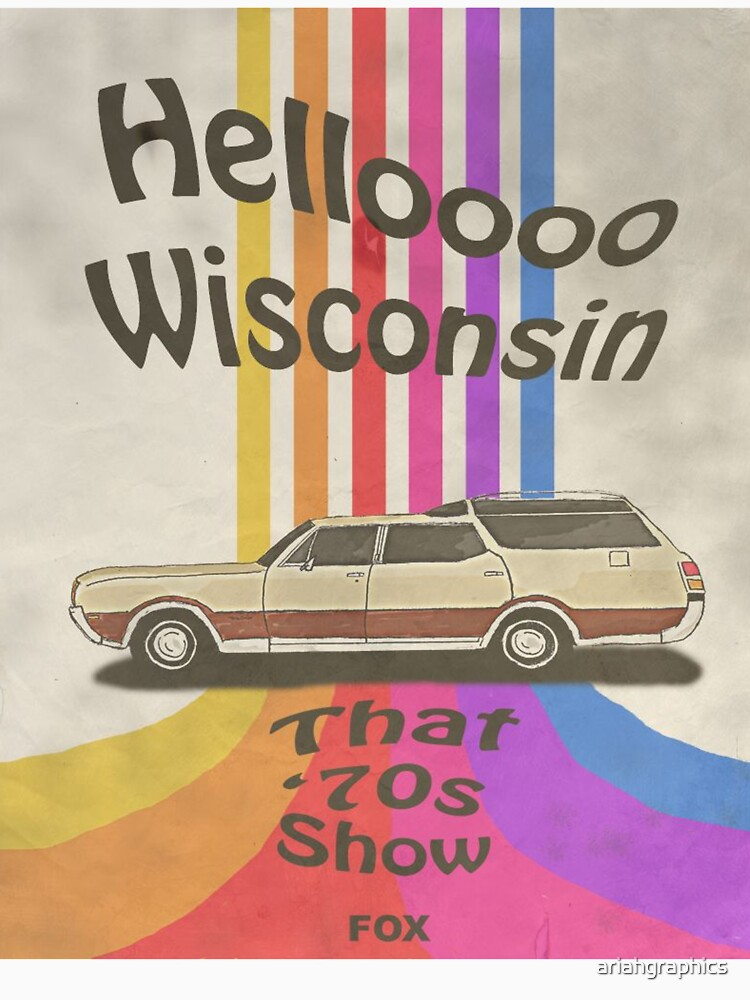 Hello Wisconsin by ariahgraphics