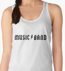 Music Band Women's Tank Top