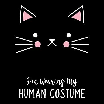 Cat | My Human Costume | Dark Apparel by PureCreations
