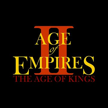 Age of Empires 2 Logo by SnippyPie