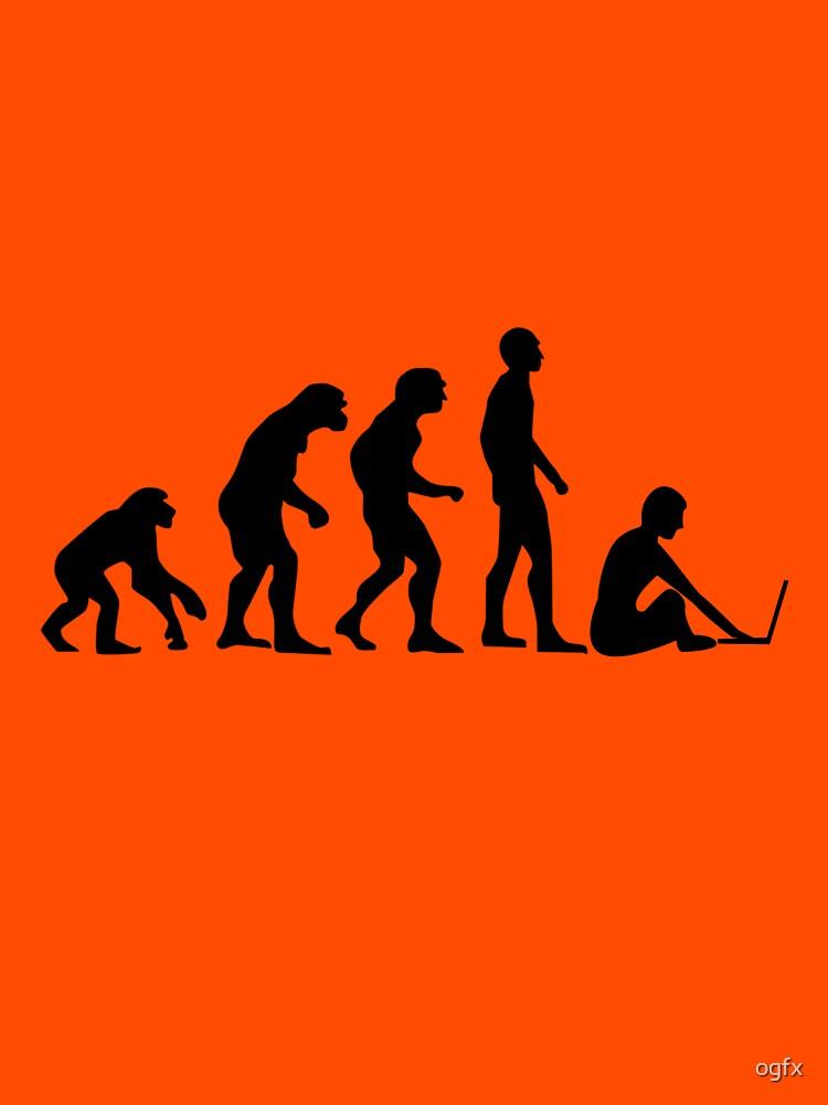 Evolution of Man by ogfx