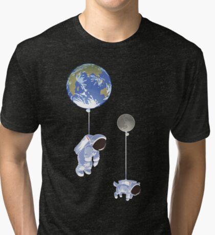 Spaceboy Tri-blend T-Shirt