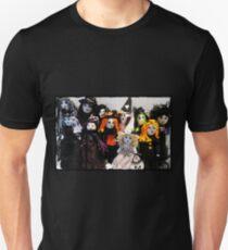 HALLOWEEN DOLLS Unisex T-Shirt