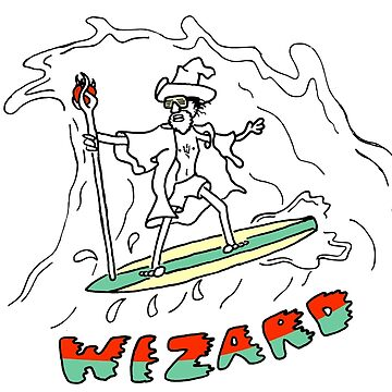 The Wizard of Surf by jamden37