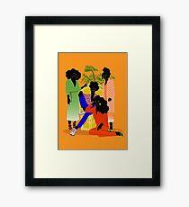 Familly Framed Print