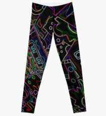 Night in Morocco  Leggings