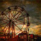 Ferris Wheel by Nigel Bangert