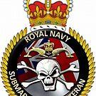 Veteran Submariner by Stephen Kane