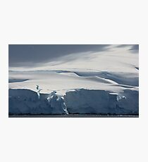The White Continent Photographic Print