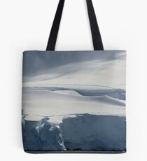 The White Continent Tote Bag