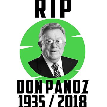 RIP D.o.n Panoz Designed BY Wearyourpassion  by domraf