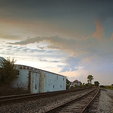 The end of the rail line by sublime