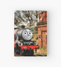 4-6-0 Galatea visits the Island of Sodor Hardcover Journal