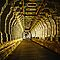 Tunnel composition (using a perspective that leads the eye).